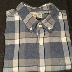 J Crew  Casual Shirt